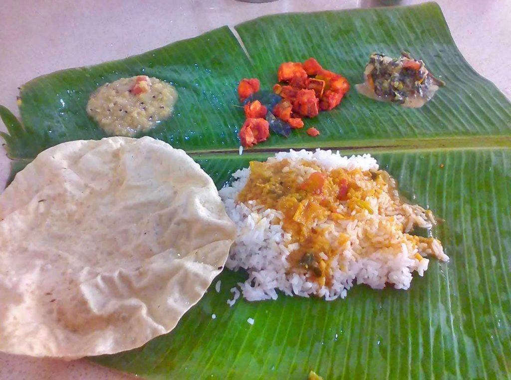 Shanti Yoga School - Om Beach - India - Teacher Training Food