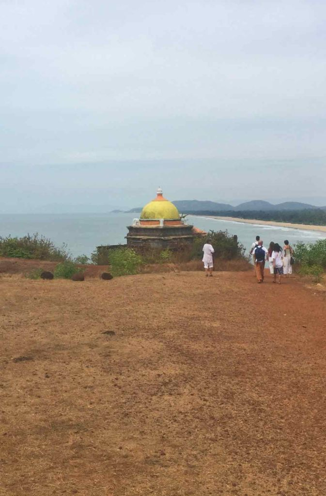 Shanti Yoga - 200 Hour Yoga Teacher Training - Gokarna Temple India