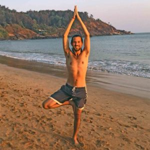 Shanti Yoga School - 200 Hour Yoga Teacher Training - Teacher - Tristan