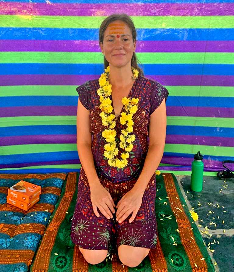 Shanti Yoga School - 200 Hour Yoga Teacher Training - Teacher - Heather