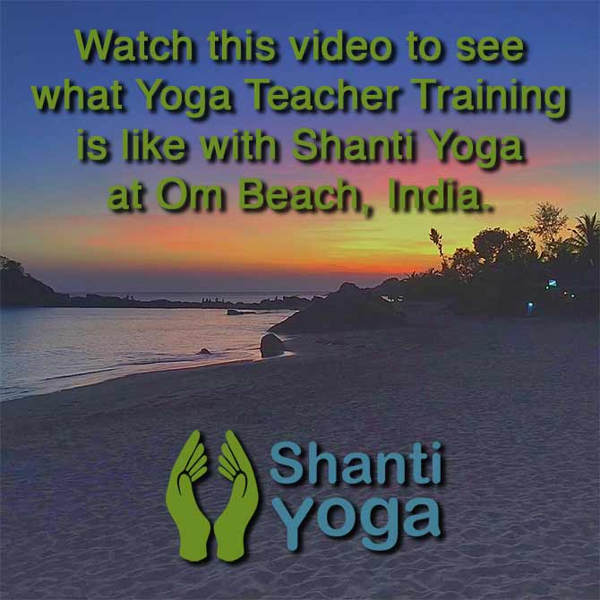 Shanti Yoga School - 200 Hour Yoga Teacher Training - Video Preview