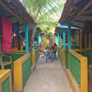 Shanti Yoga Teacher Training - Accommodation Outside