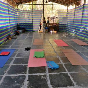 Shanti Yoga Teacher Training - Shala Ready for Class