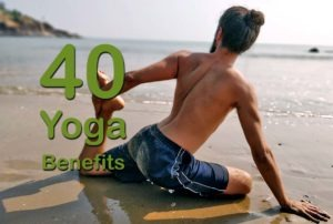 Shanti Yoga School - 40 Benefits of Yoga