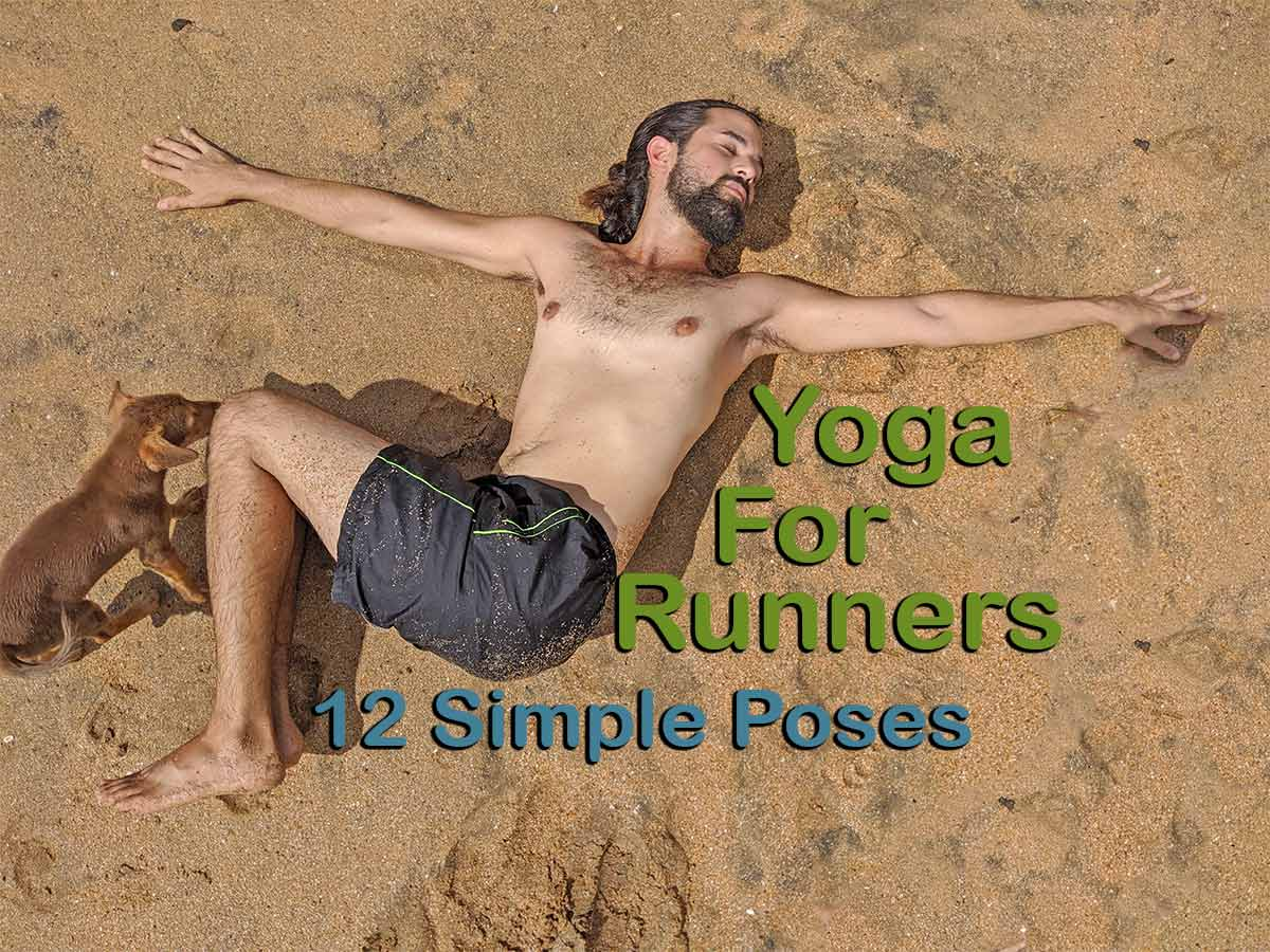 Shanti Yoga Teacher Training - Yoga For Runners - 12 Simple Poses