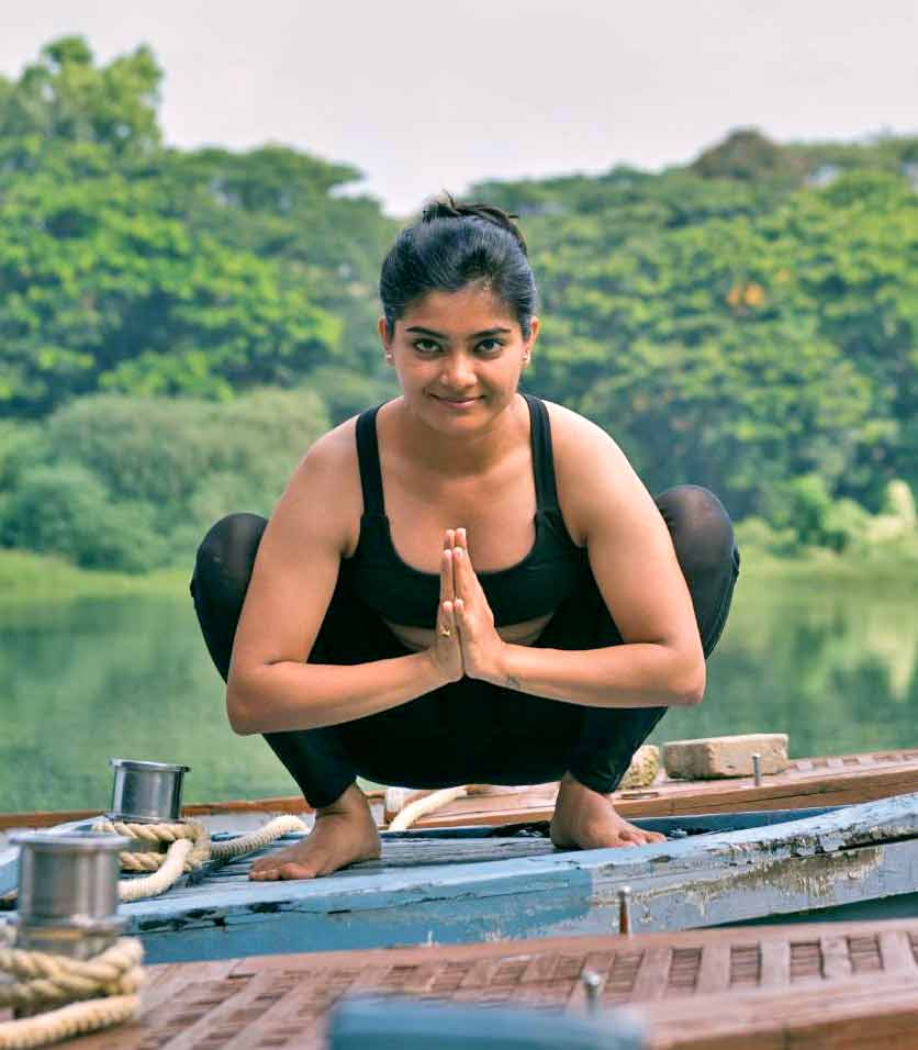 Shanti Yoga School - 200 Hour Yoga Teacher Training - Teacher - Priyanka